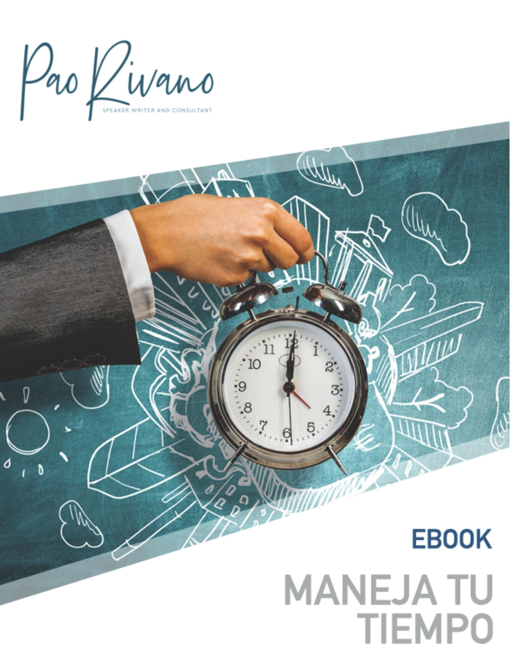 Ebook Administracion Del Tiempo